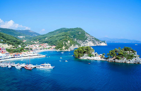 The picturesque Parga
