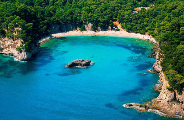 Fantastic bay of Preveza